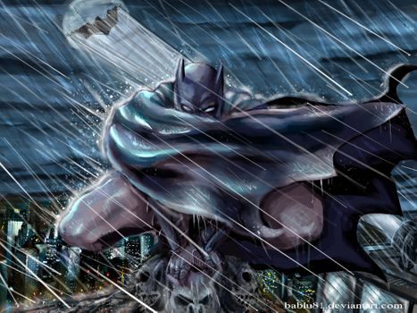 Фото бесплатно бэтмен, художник, девиантант
