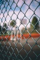 Фото бесплатно Сетка, забор, размытость