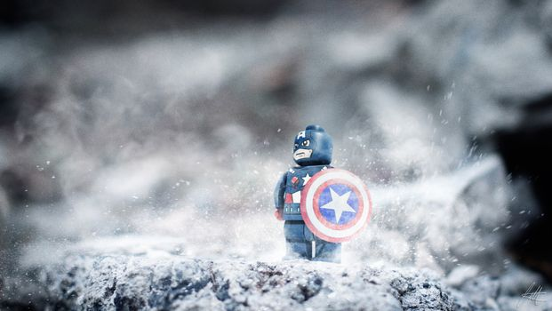 Фото бесплатно lego, капитан америка, супергерои