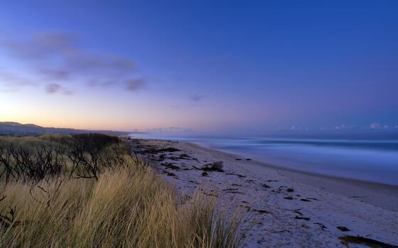 Фото бесплатно закат, отпуск, вид с берега