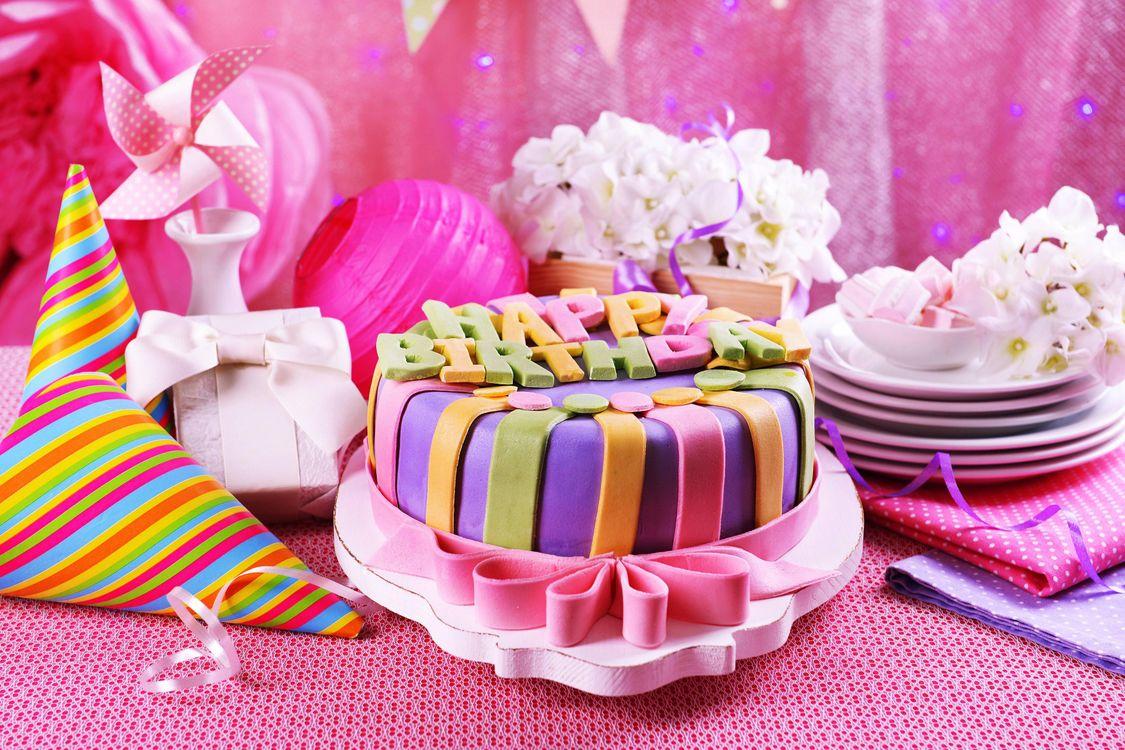 Фото бесплатно торт, розовый, праздники - на рабочий стол