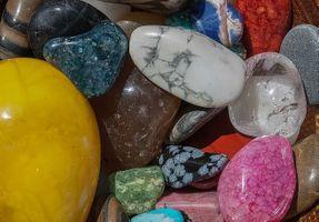 Фото бесплатно камни, разноцветные, минералы