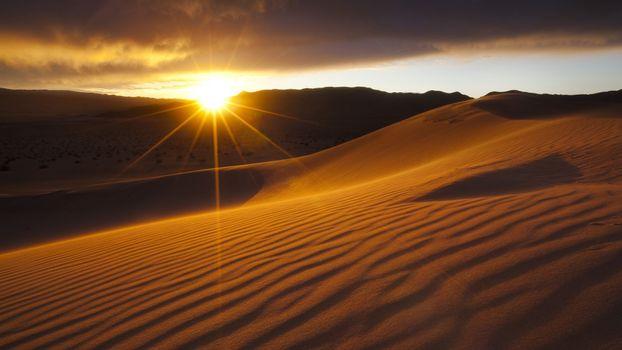 Photo free national Park, death valley, desert