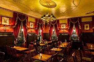 Бесплатные фото Лондон, ресторан, кафе, комната, зал, интерьер, столы