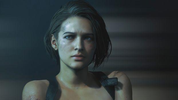 Заставки игры, 2020 Games, Resident Evil