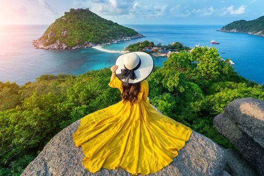 Фото бесплатно природа, девушки, Таиланд