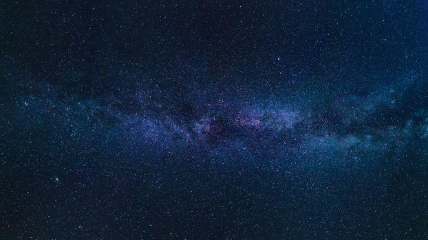 Фото бесплатно галактика, небо, млечный путь