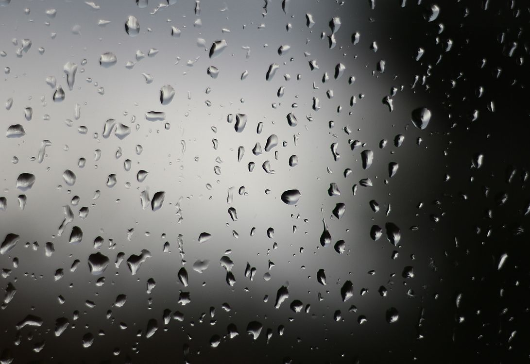 Free photo glass, wet glass, drops, drops on glass, texture, background, black - to desktop