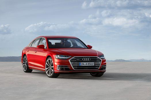 Photo free cars, 2018 cars, Audi A8