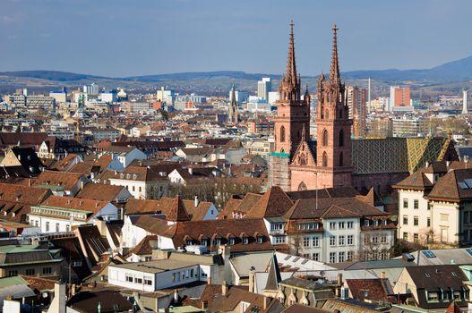 Фото бесплатно города, церковь, Швейцария
