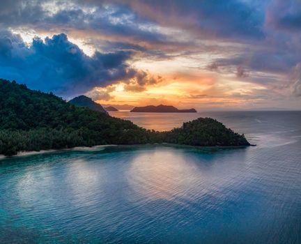 Photo free Laucala Island, Fiji, sea