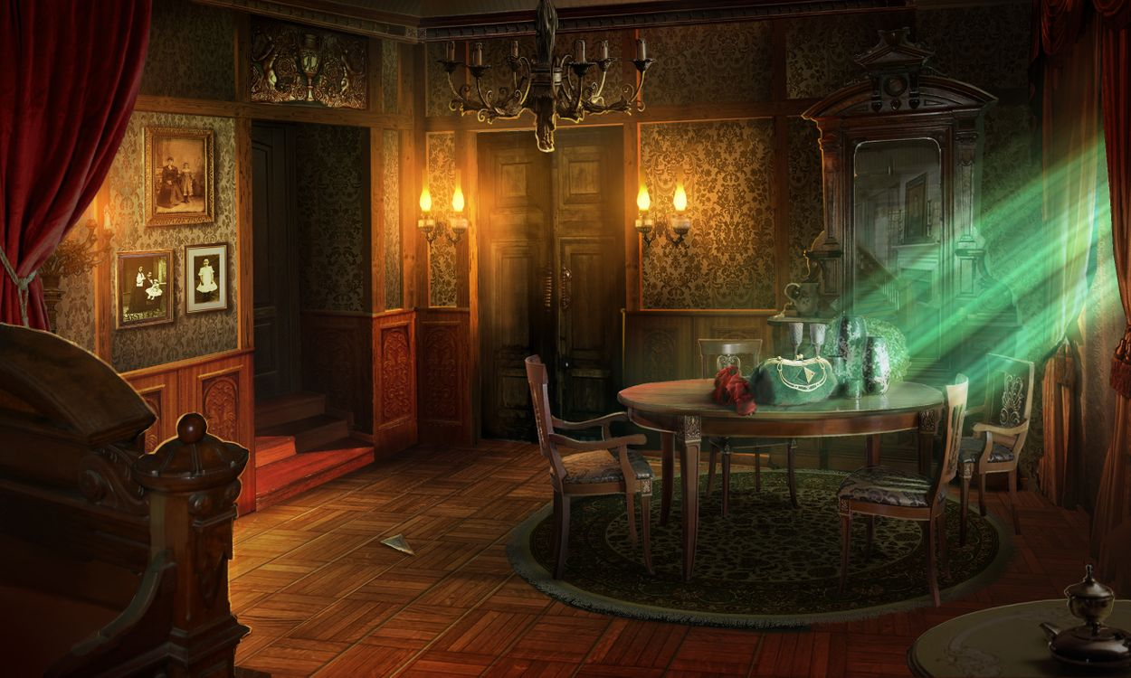 Фото бесплатно комната, стол, лампа, свет, интерьер, интерьер
