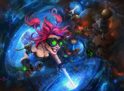 Pictures on the splash screen phantasmagoria, fantasy free