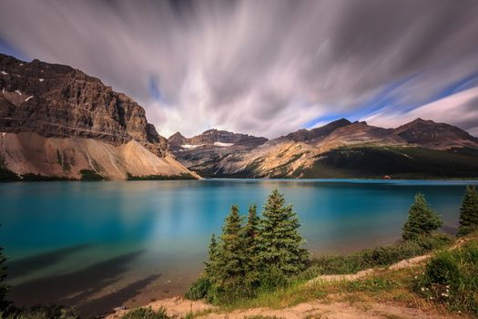 Photo free shore, expanse, clouds