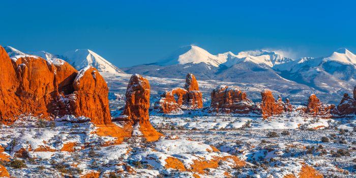 Фото бесплатно горы сша, горная скала, природа сша
