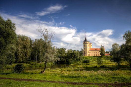 Бесплатные фото Павловск,Парк Мариенталь,Россия
