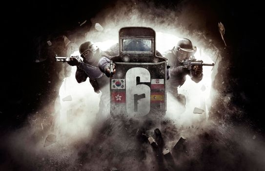 Free picture tom clancys rainbow six siege, games