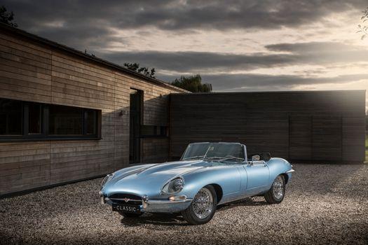 Photo free Jaguar, 2017 cars, convertible
