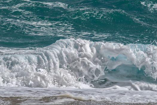 Фото бесплатно океан, волна, пена
