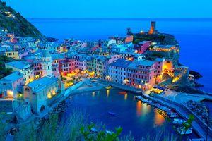 Фото бесплатно Vernazza, Italy, Вернацца