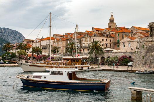 Photo free cities, Croatia, riverboat