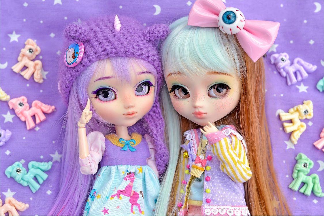 Детские куклы · бесплатное фото