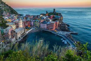 Заставки Vernazza, Cinque Terre, Вернацца, Чинкве-Терре, Италия