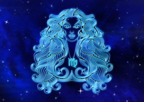 Photo free Virgo, zodiac sign, horoscope