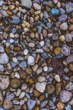 Фото бесплатно камни, море, галька