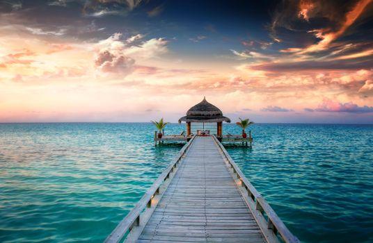 Бесплатные фото тропики,Мальдивы,море