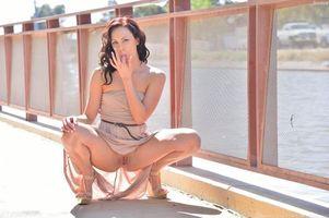 Бесплатные фото Soraya,модель,красотка,голая,голая девушка,обнаженная девушка,позы