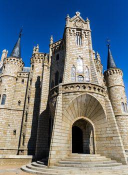 Фото бесплатно город, средневековье, шпиль