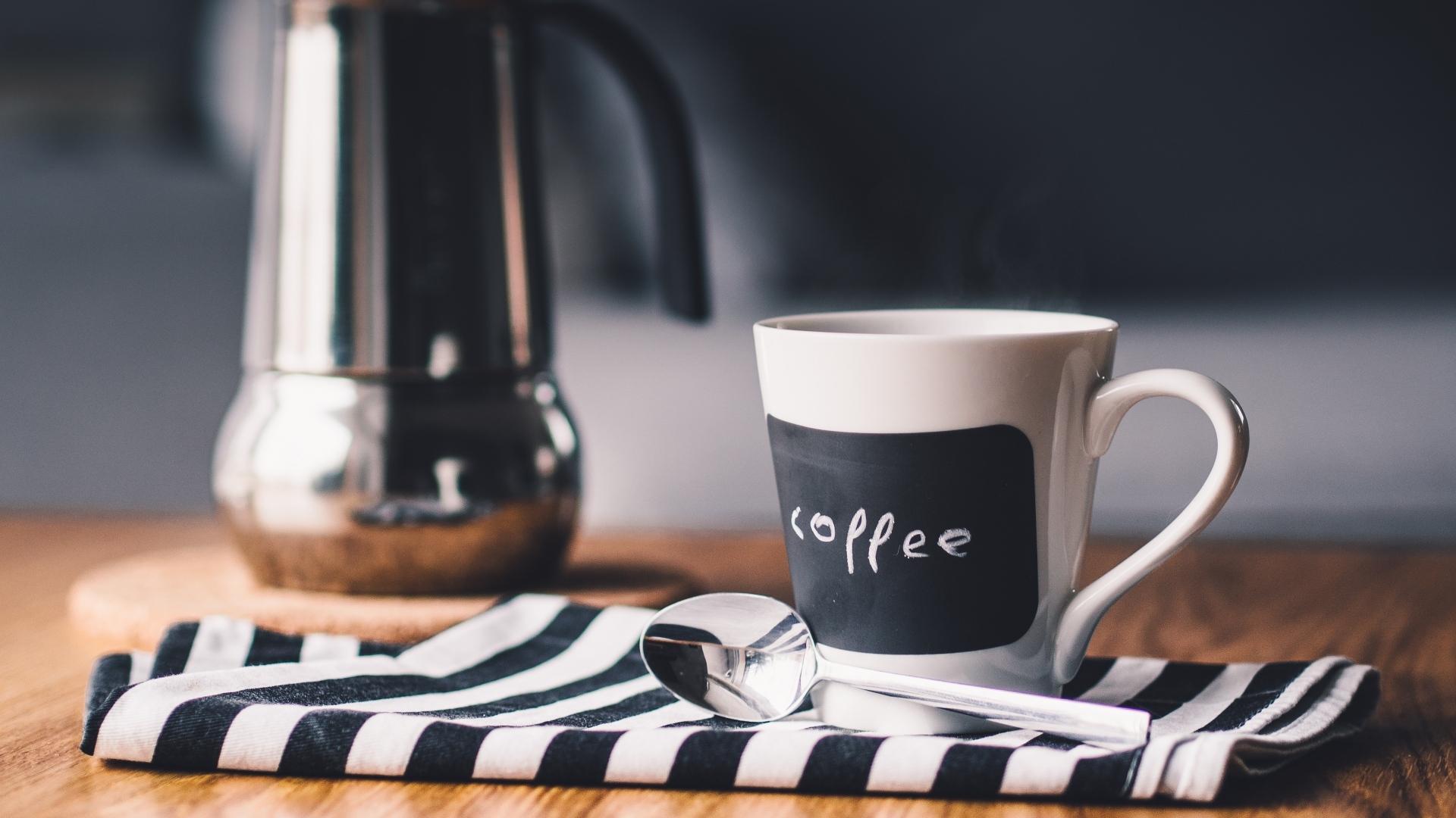 Днем рождения, картинки на рабочий стол утро кофе