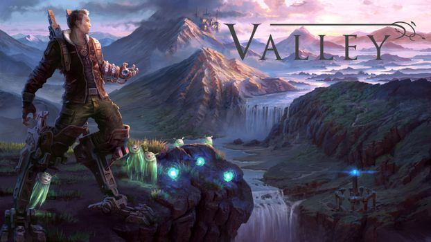 Photo free valley, parkour games, artwork