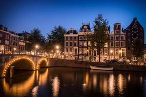 Бесплатные фото Amsterdam, Амстердам, Нидерланды, ГолландияAmsterdam, Голландия
