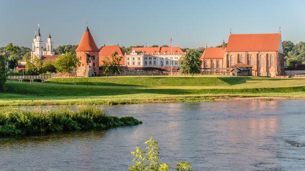 Фото бесплатно города, Литва, замки