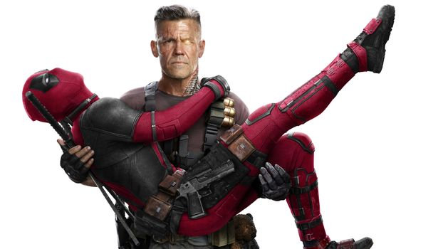 Photo free Deadpool, Ryan Reynolds, Cable
