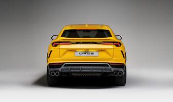 Фото бесплатно внедорожник, Lamborghini, автомобили 2018 года