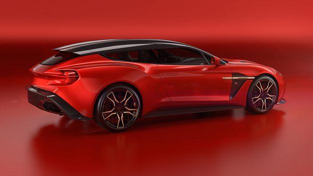 Photo free Aston Martin Vanquish, cars, 2017 cars