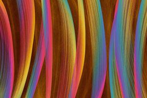 Фото бесплатно линии, разноцветные, вертикальные, lines, multicolored, vertical