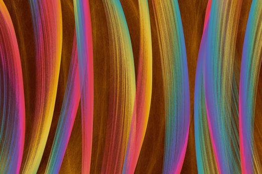 Фото бесплатно линии, разноцветные, вертикальные