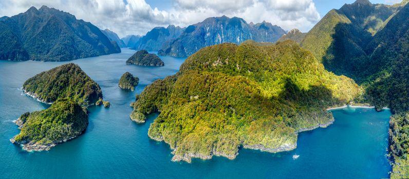 Фото бесплатно Новая Зеландия, Южный остров, море