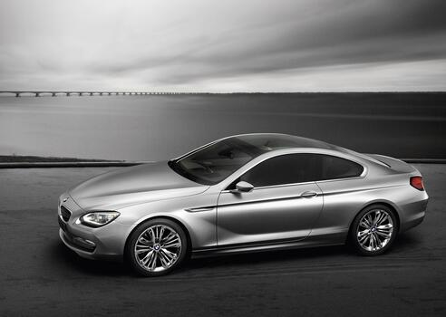 Photo free cars, BMW 6 Series, gray