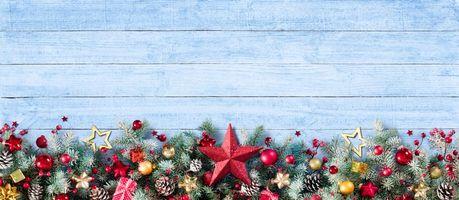Рождественский фон фото