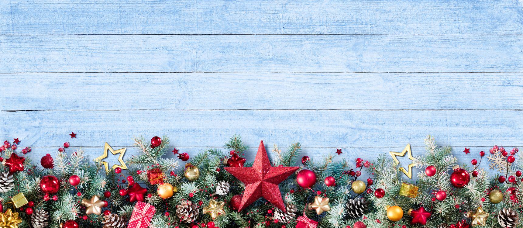Рождественский фон фото · бесплатное фото