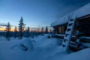 Заставки Saariselka, Finnish, Lapland