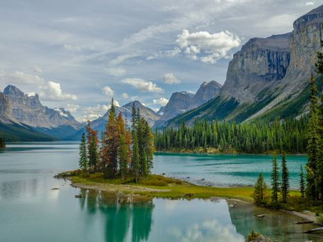 Download jasper national park, landscape wallpaper to your phone for free