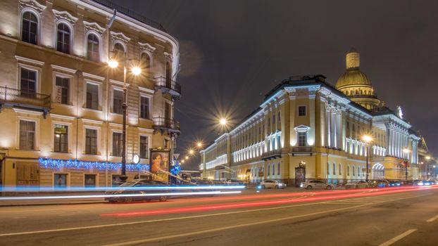 Hotel Four Seasons, St Petersburg