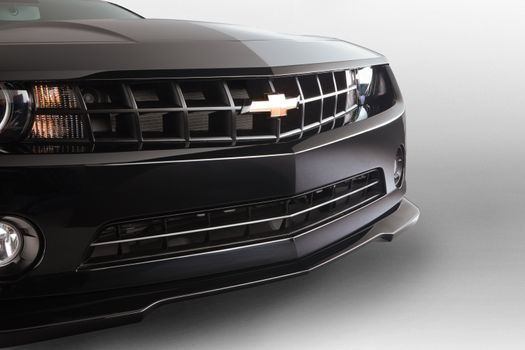 Photo free Chevrolet Camaro, muscle cars, headlights