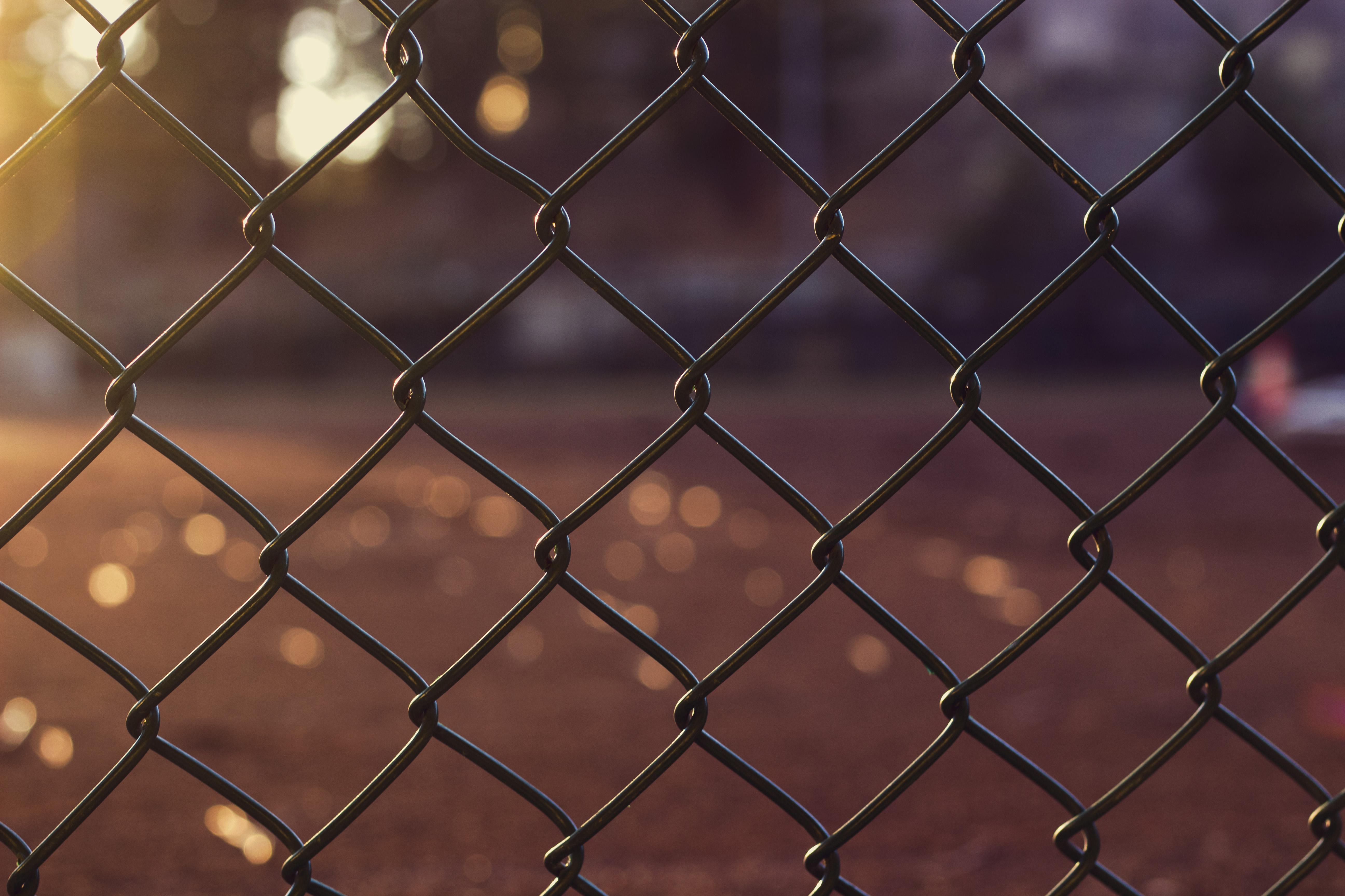 Обои забор, сетка. Разное foto 14